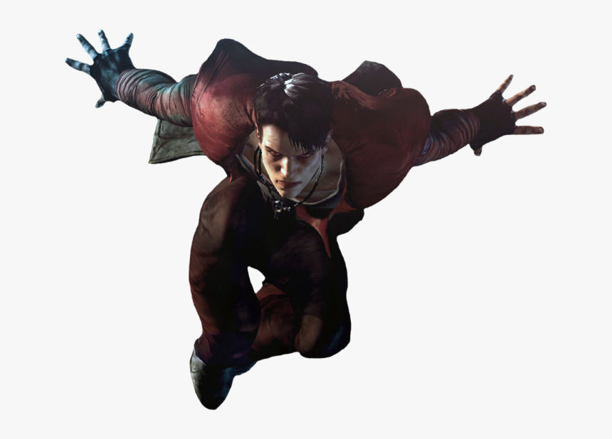 Dante Png Image With Transparent Background - Devil My Cry Png, Png Download, Free Download