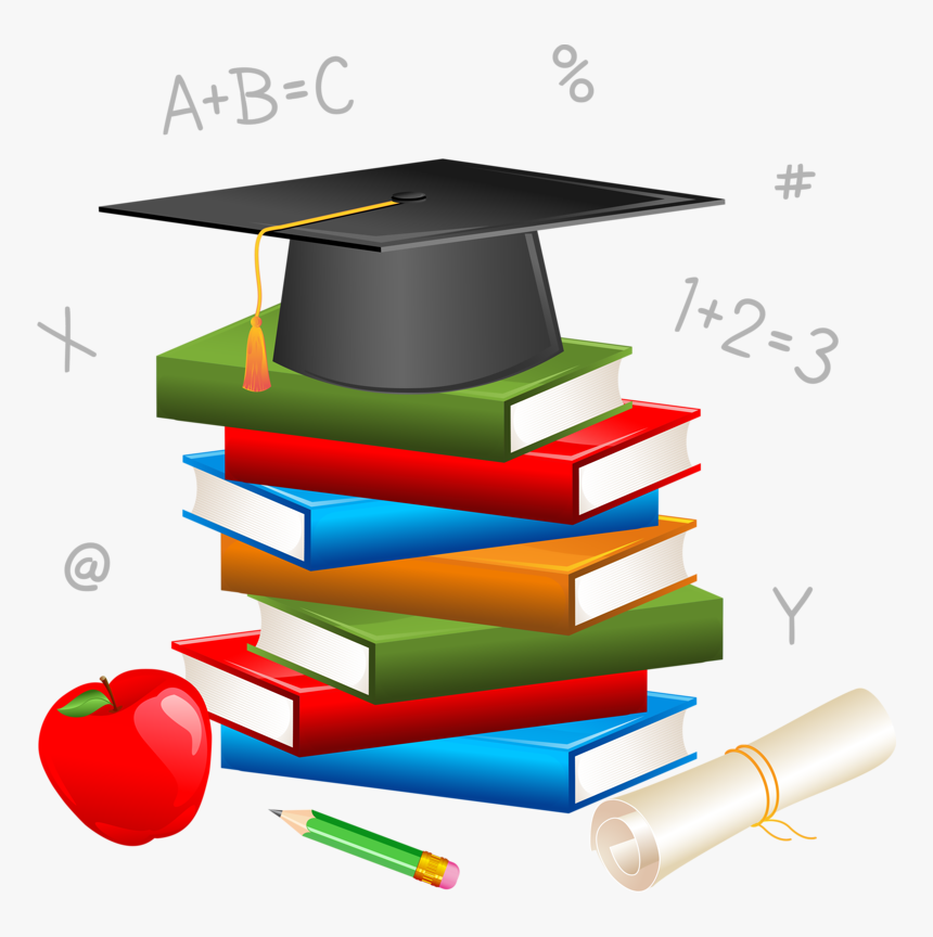 Cup Clipart Graduation Transparent Background Education Clipart Hd Png Download Kindpng