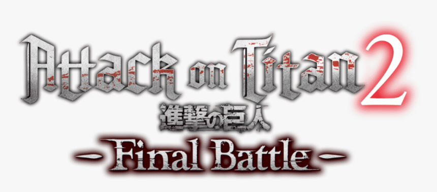 Attack On Titan - Attack On Titan Final Battle Logo, HD Png Download, Free Download
