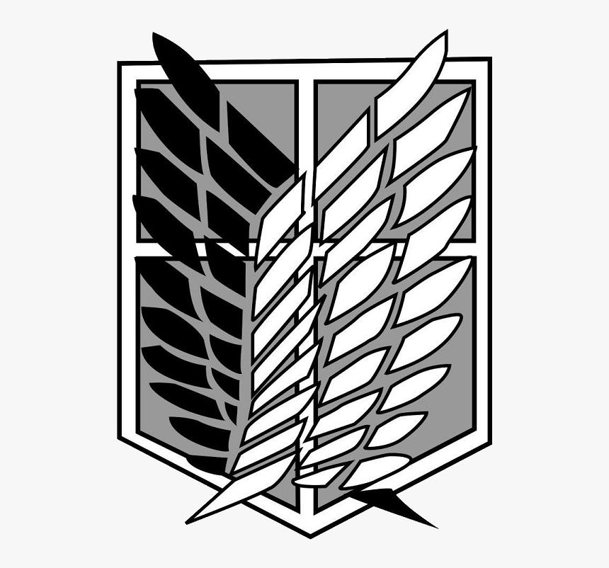 Attack On Titan Logo Png Transparent Png Kindpng