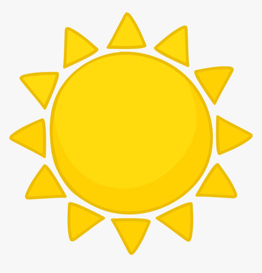 Orange Sun Png - Sun Of Teletubbies Png, Transparent Png, Free Download