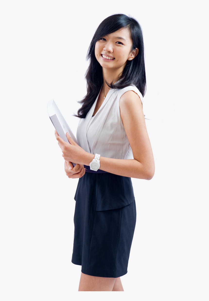 Asian College Student Png, Transparent Png, Free Download