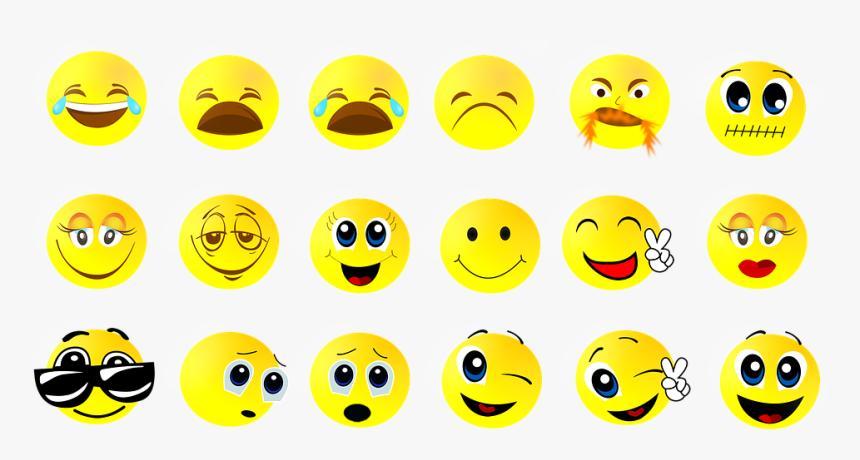 Transparent Emotion Png - Smiley, Png Download, Free Download