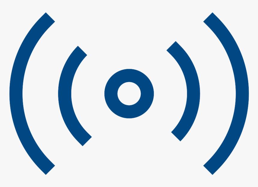 Audio Radio Icon - Circle, HD Png Download, Free Download