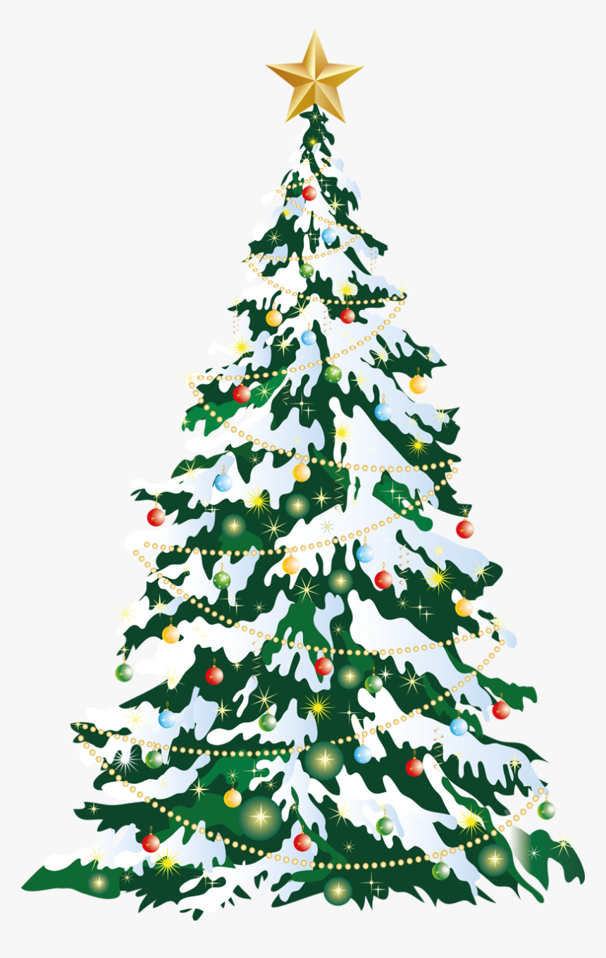 Png Format Christmas Tree Png, Transparent Png, Free Download