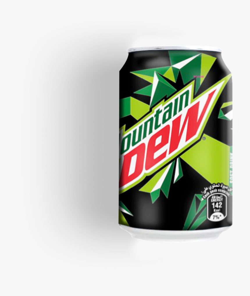 Pepsi Can - Mountain Dew White Out, HD Png Download, Free Download