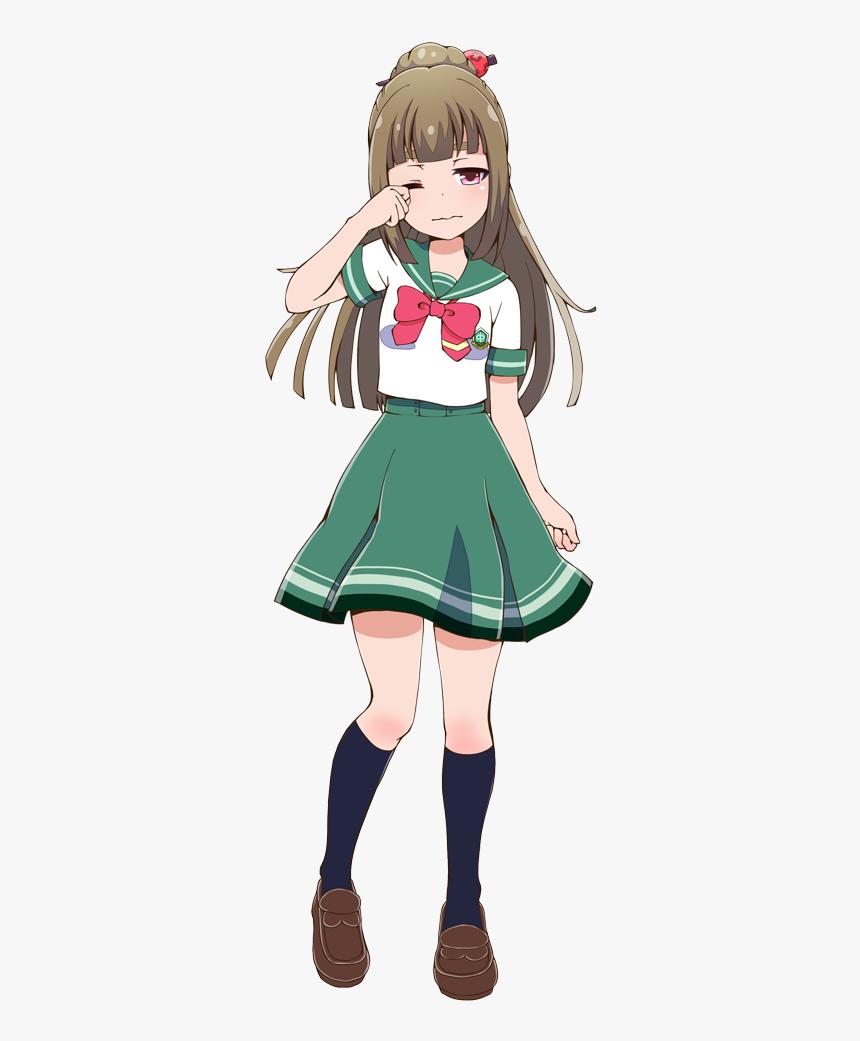 Battle Girl High School Wikia - Battle Girl High School Sakura, HD Png Download, Free Download