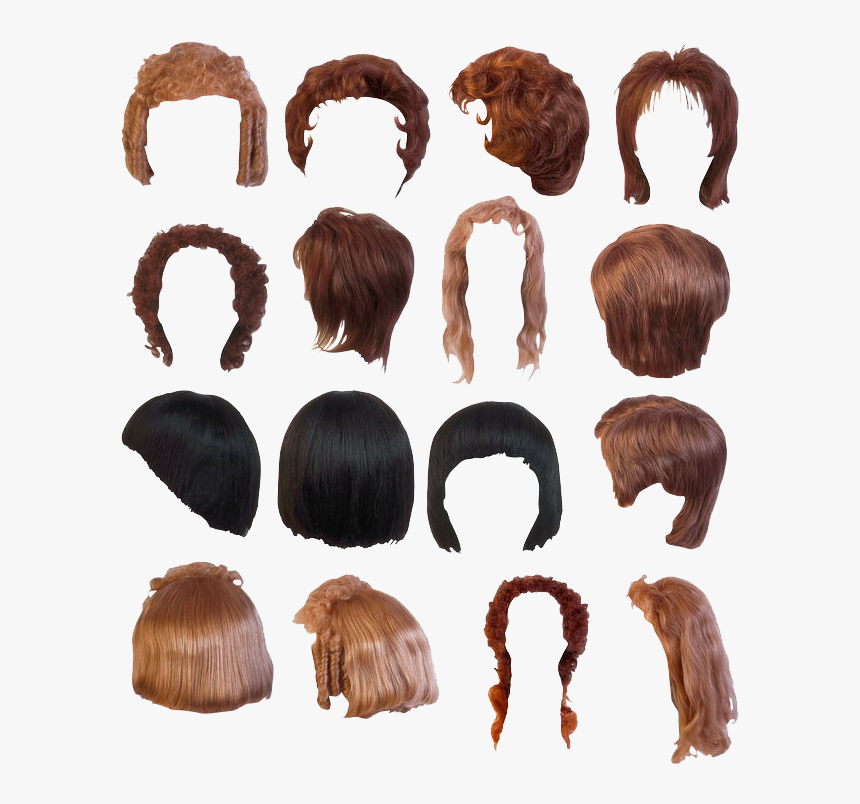 Hairstyles For Photoshop , Png Download , Men Hairstyle Png