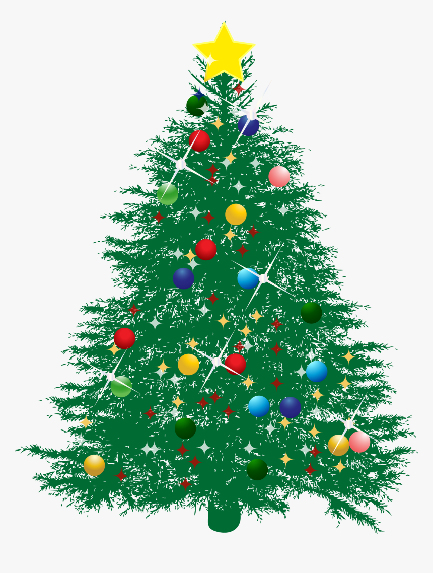 15 Christmas Tree Vector Png For Free Download On Mbtskoudsalg - Christmas Tree Png Vector, Transparent Png, Free Download