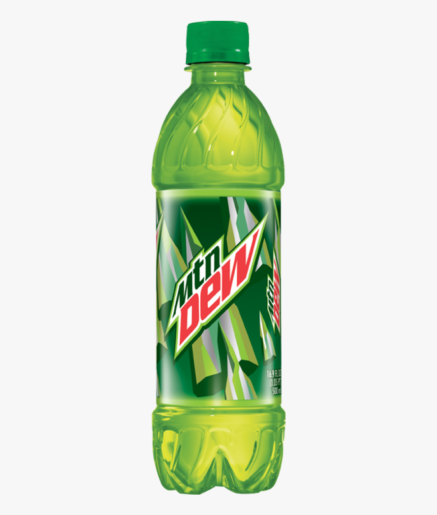 Bottle Of Mountain Dew, HD Png Download, Free Download