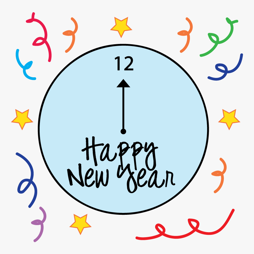 Happy New Years Eve Graphics Free Download Clip Art - New Years Eve Clipart Free, HD Png Download, Free Download