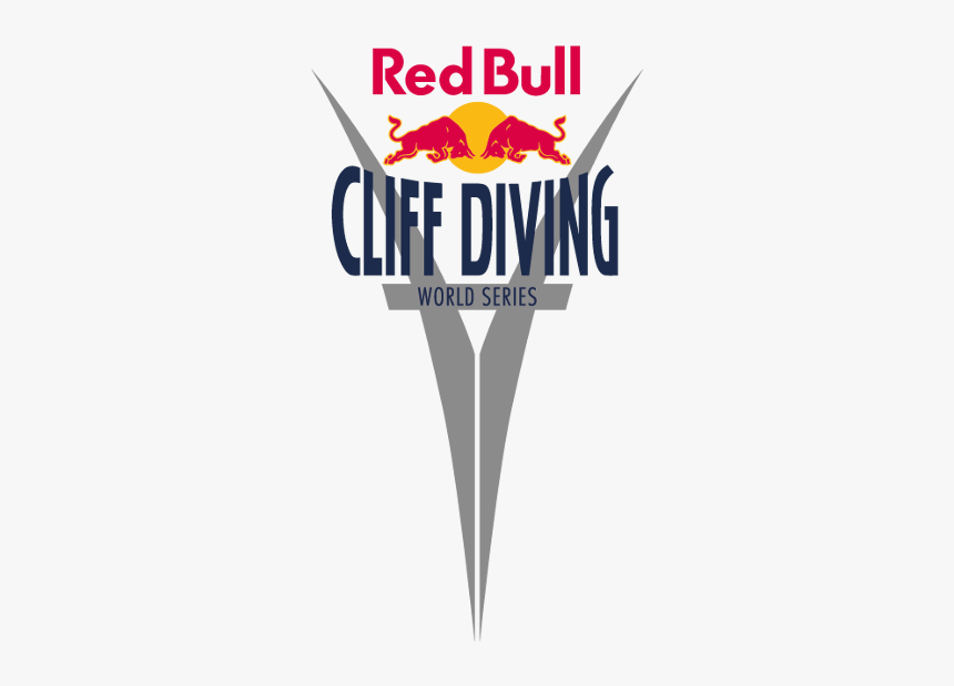 Red Bull Cliff Diving Logo, HD Png Download, Free Download