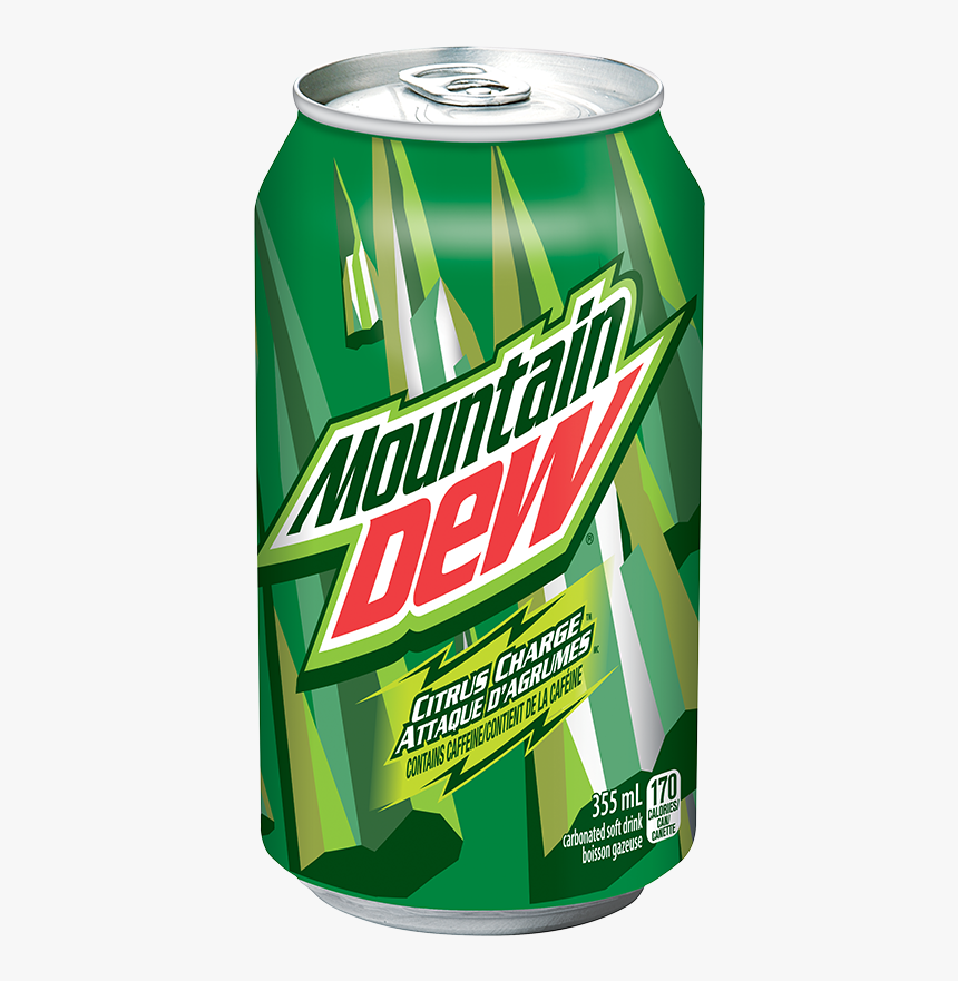 Mountain Dew - 12/355ml - Mountain Dew, HD Png Download, Free Download
