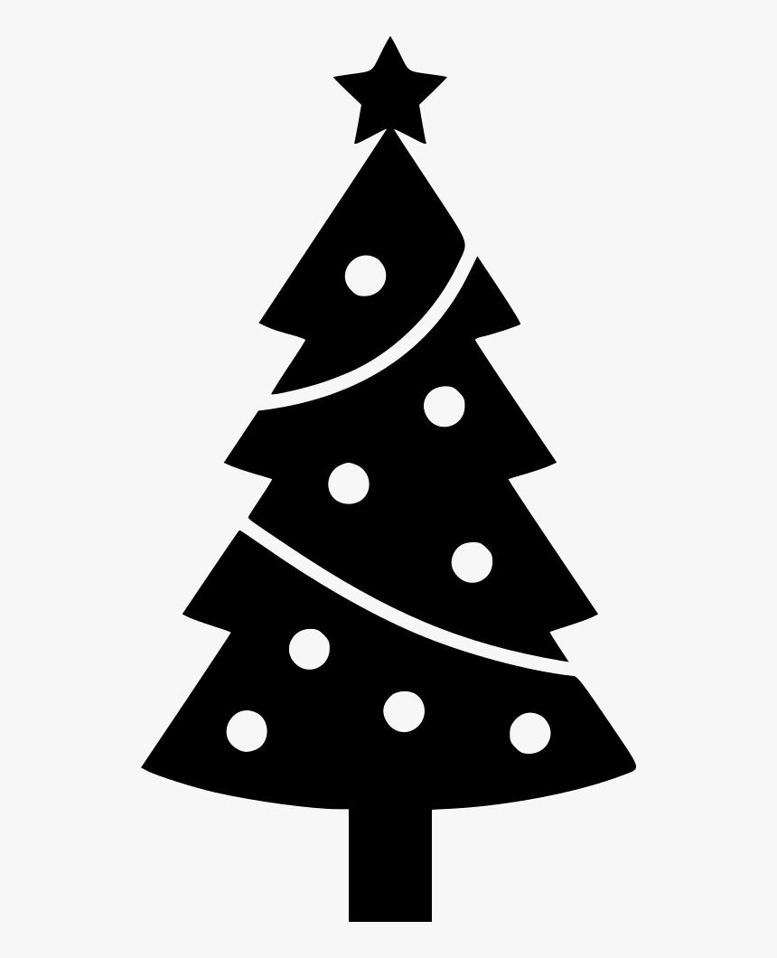 Christmas Tree , Free Christmas Tree Svg, HD Png Download