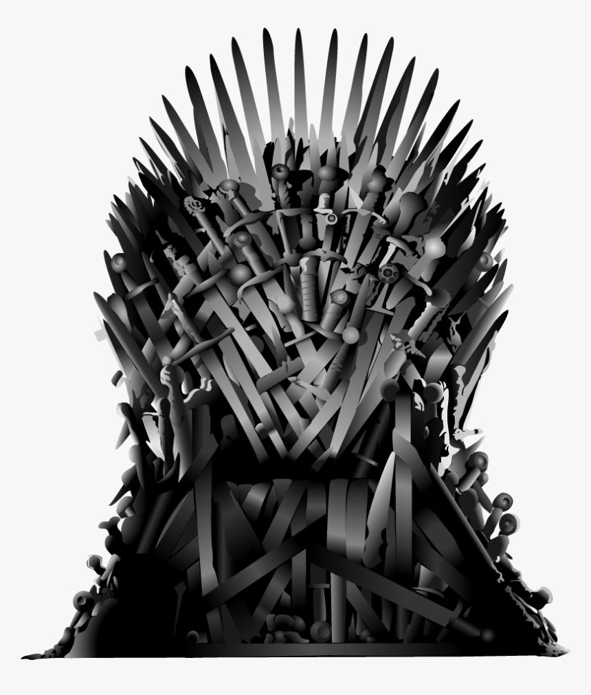 Daenerys Targaryen Iron Throne Jon Snow Robert Baratheon Game Of Thrones Throne Png Transparent Png Kindpng