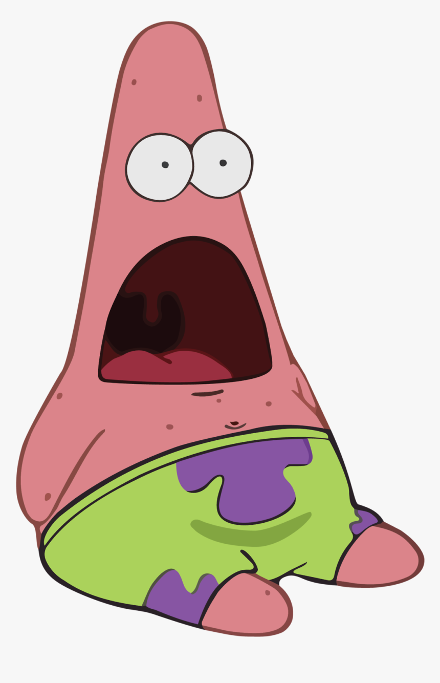 Patrick Meme Png, Transparent Png, Free Download