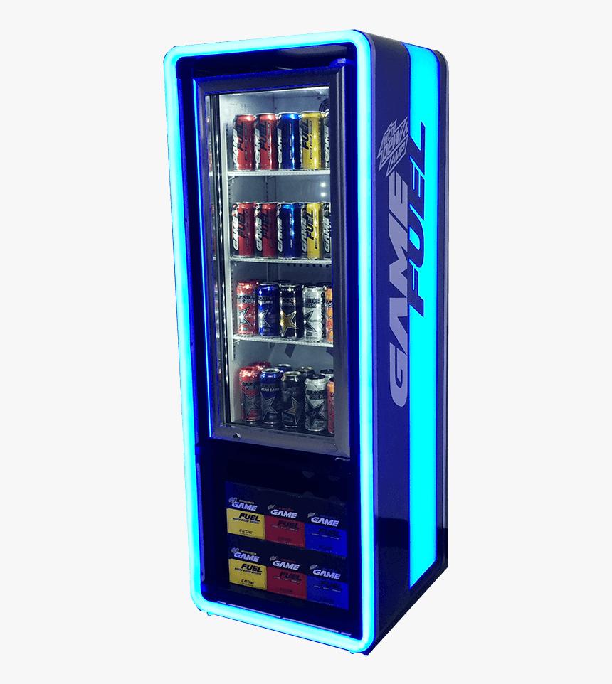Mountain Dew Game Fuel Fridge, HD Png Download, Free Download
