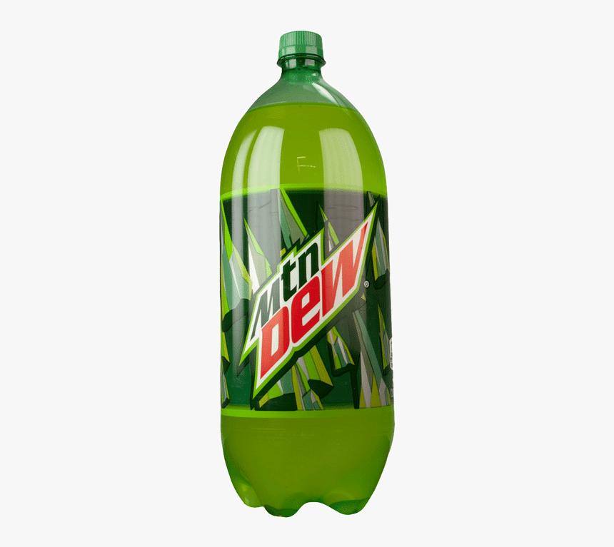 Mountain Dew - Mtn Dew 2 Liter Png, Transparent Png, Free Download