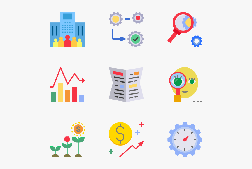 Stock Market - Stock Market Icons, HD Png Download, Free Download
