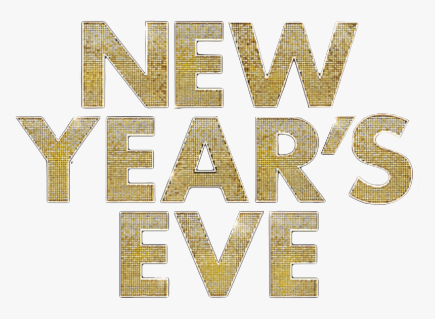 New Years Eve Logo - New Year's Eve Text, HD Png Download, Free Download