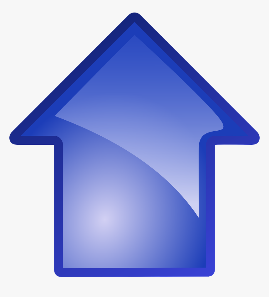 Blue Up Arrow Gif, HD Png Download, Free Download