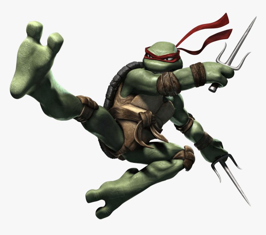 Tmnt Jump - Teenage Mutant Ninja Turtles Jumping, HD Png Download, Free Download