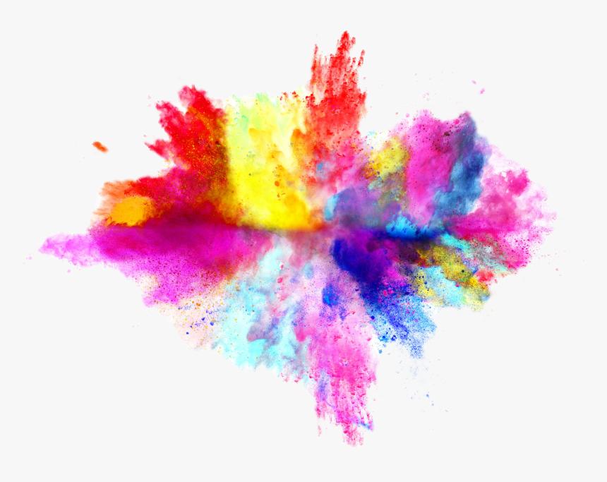 Color Splash Transparent Background, HD Png Download - kindpng