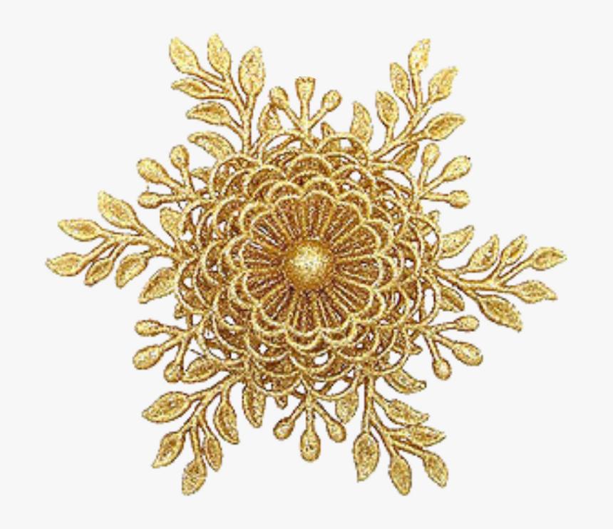 Golden Floral Border Transparent Images - Gold Transparent Background Border Design Png, Png Download, Free Download