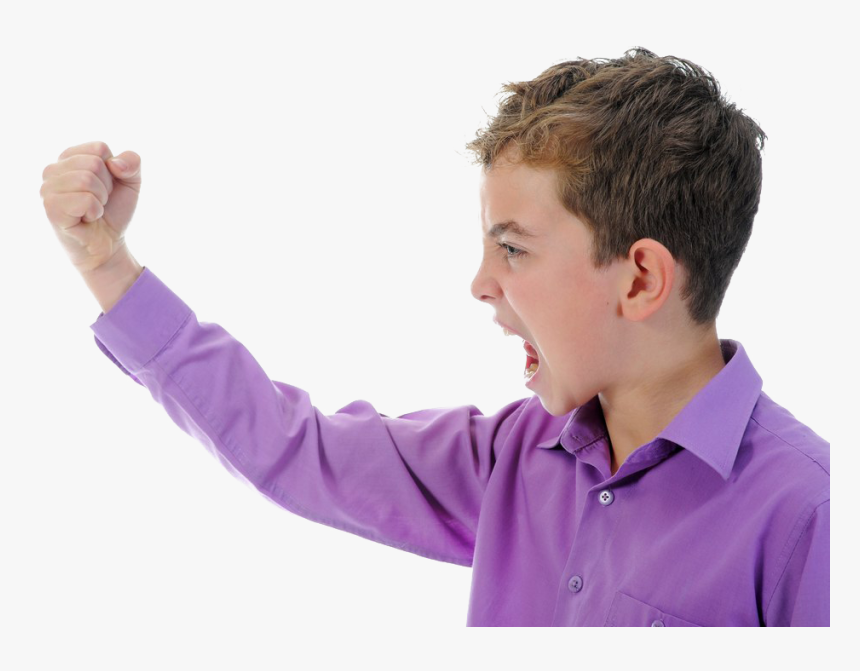 Angry Person Png Free Image - Angry Kids Png, Transparent Png, Free Download