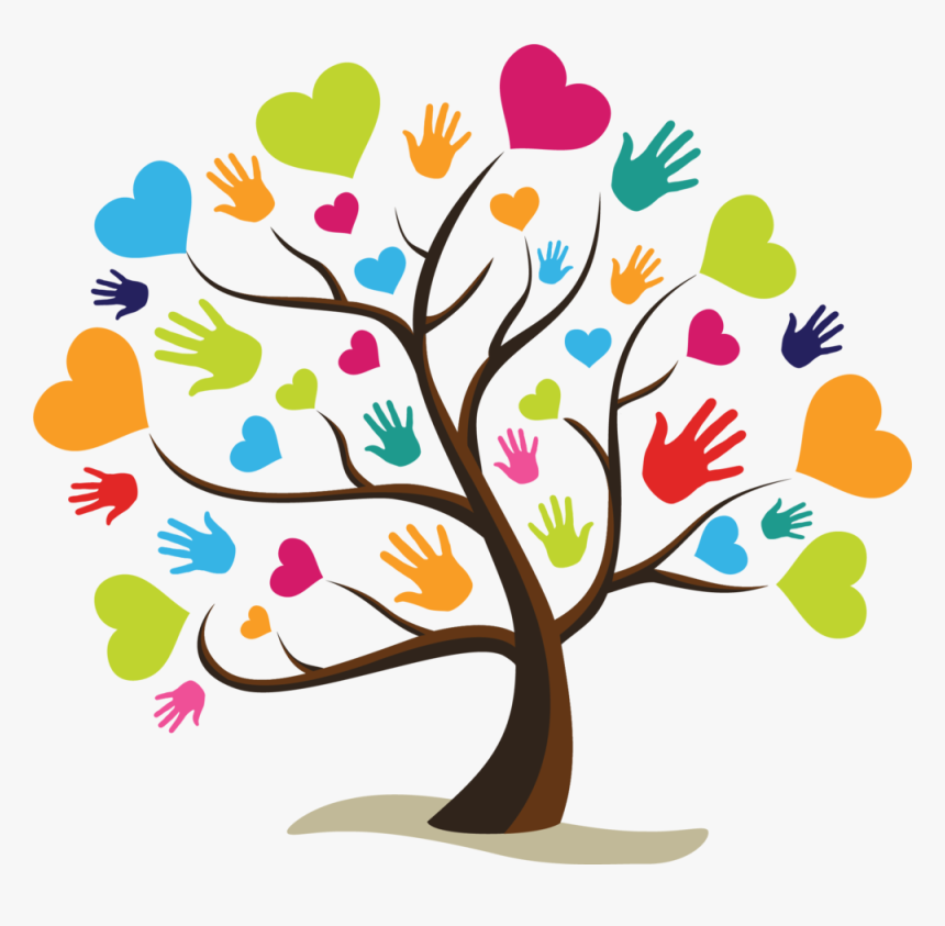 Transparent Family Tree Png - Colorful Family Tree Png, Png Download, Free Download