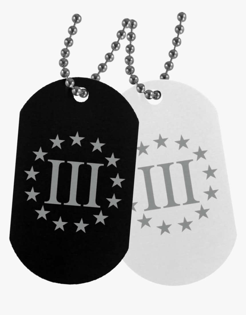 Three Percenter Dog Tag - Happy Birthday Son From Dad, HD Png Download, Free Download