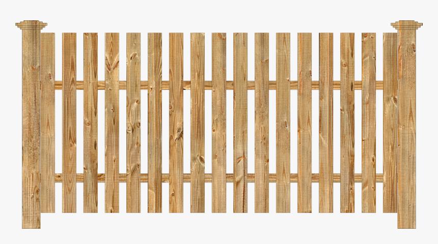 Fencing,beige - Transparent Wood Fence, HD Png Download, Free Download