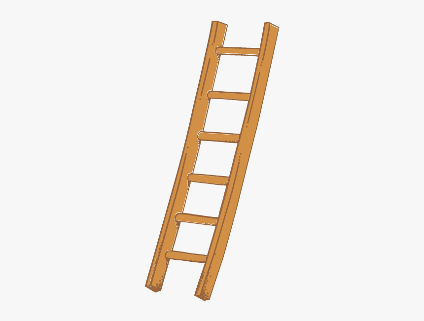 Wood Stairs Railing Icon Png - Wood, Transparent Png, Free Download