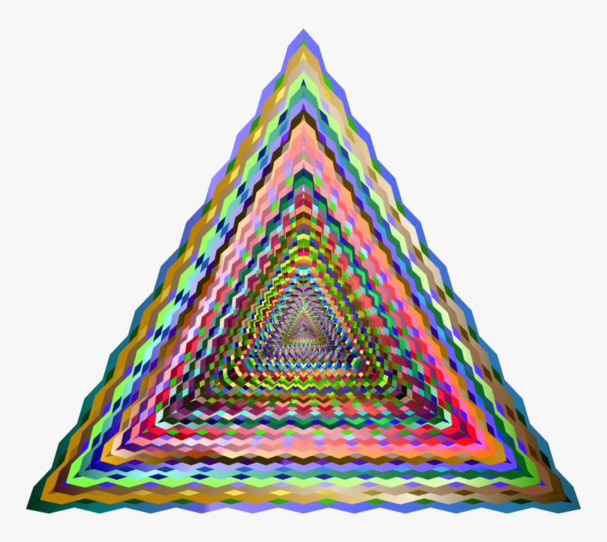 Transparent Abstract Triangle Png - Triangle, Png Download, Free Download