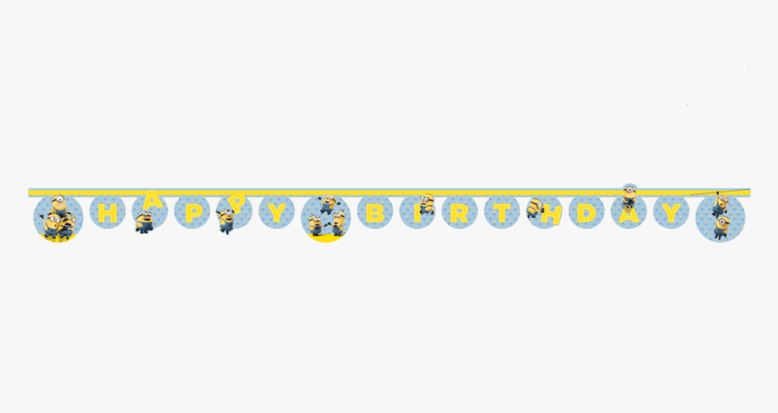 Happy Birthday Minion Png, Transparent Png, Free Download