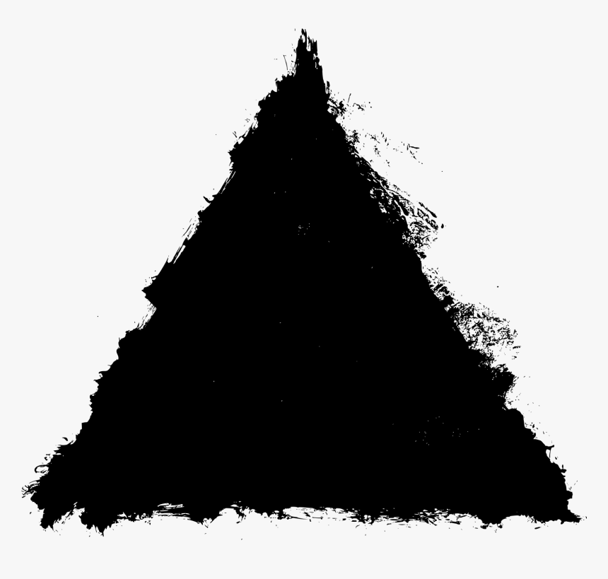 Black Abstract Png - Triangle Abstract Png Free, Transparent Png, Free Download