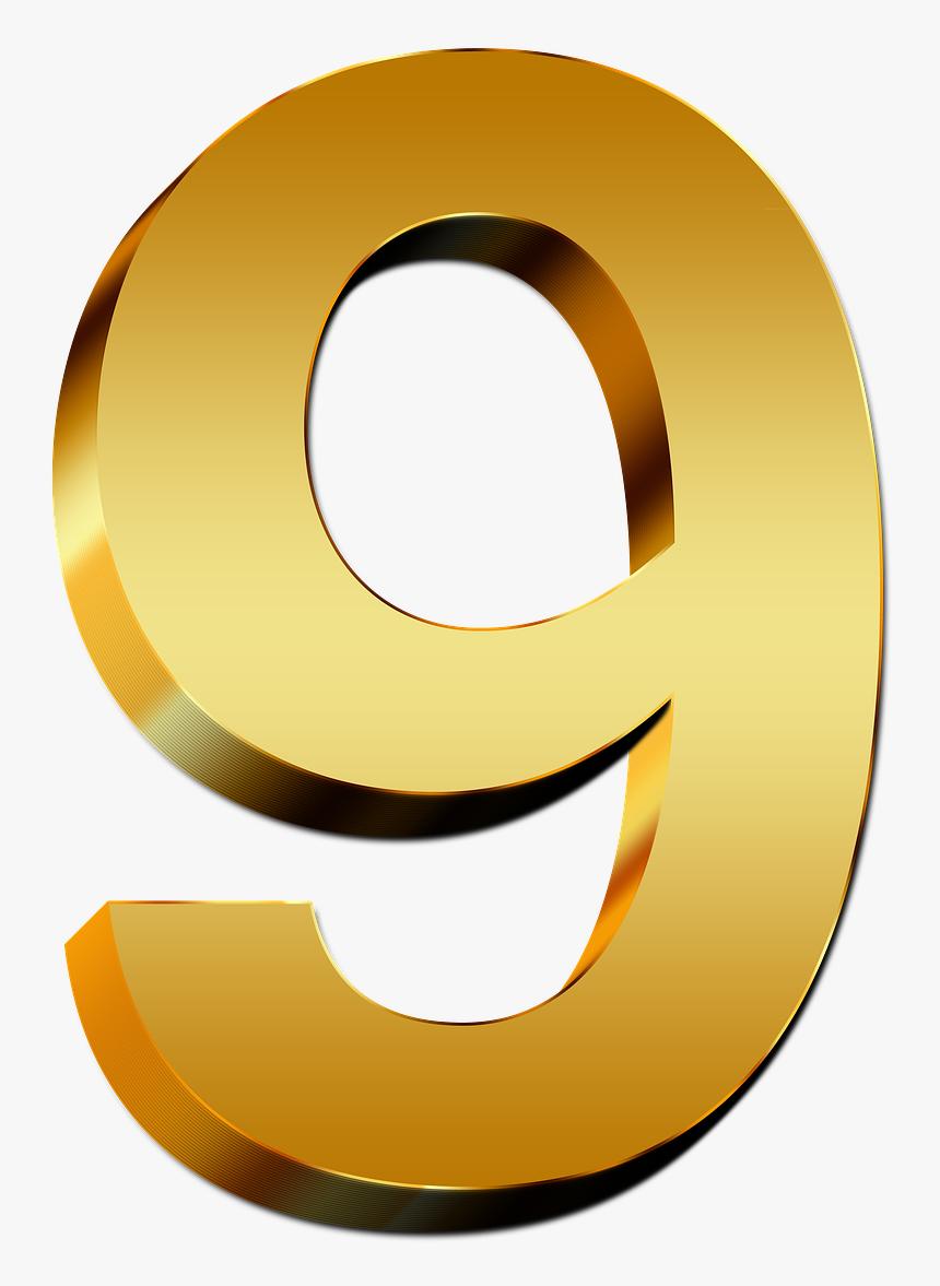 Number 9 Png, Transparent Png, Free Download