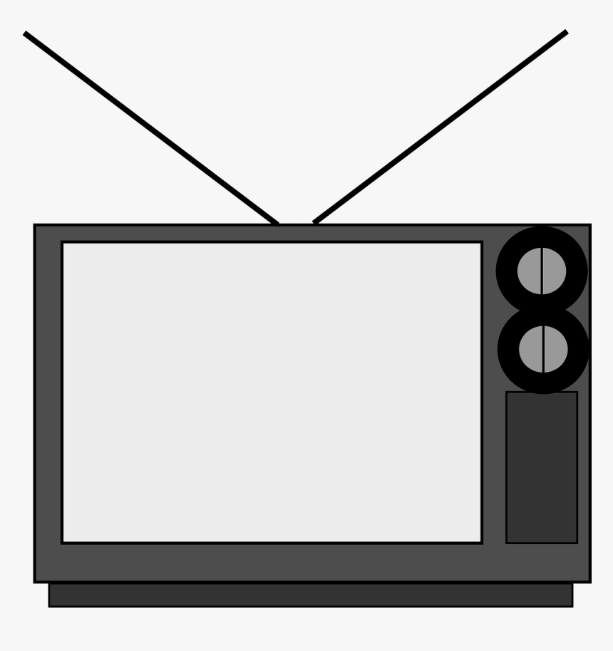 Television Clip Art, HD Png Download, Free Download