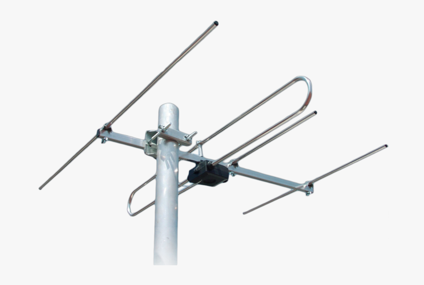 Vhf Tv Antenna Vf-4 - Television Antenna, HD Png Download, Free Download