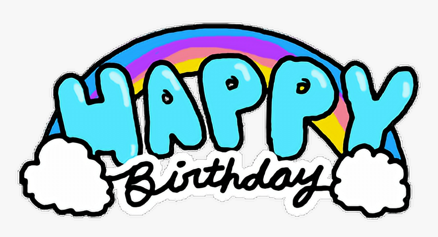 Gif Birthday Tenor Clip Art Giphy Happy Birthday Gif Transparent Hd Png Download Kindpng