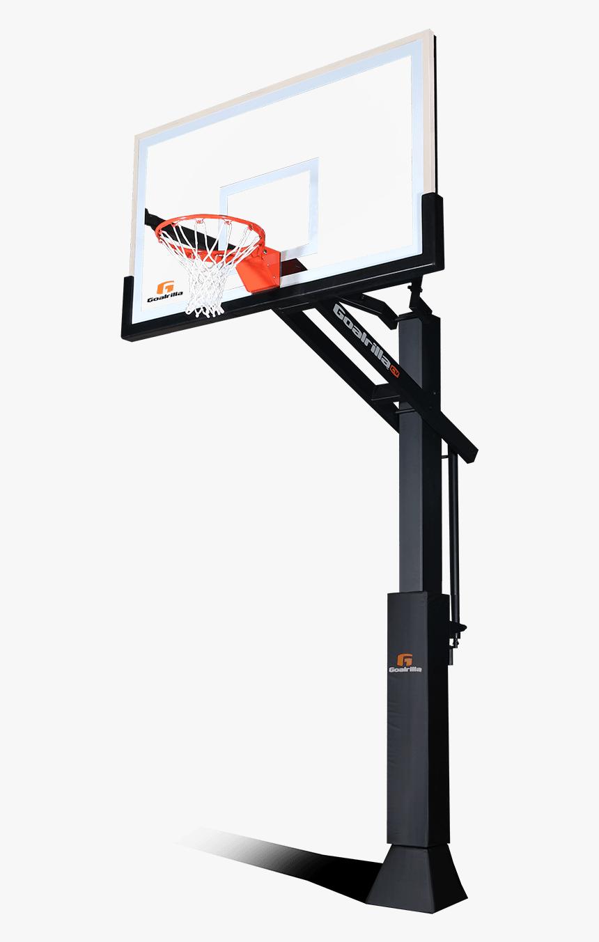 Goalrilla Cv Toledo Playsets - Gorilla Basketball Hoops, HD Png Download, Free Download