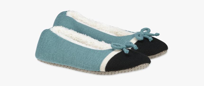 "Women""s Cozy Ballet Slippers - Slip-on Shoe, HD Png Download, Free Download"