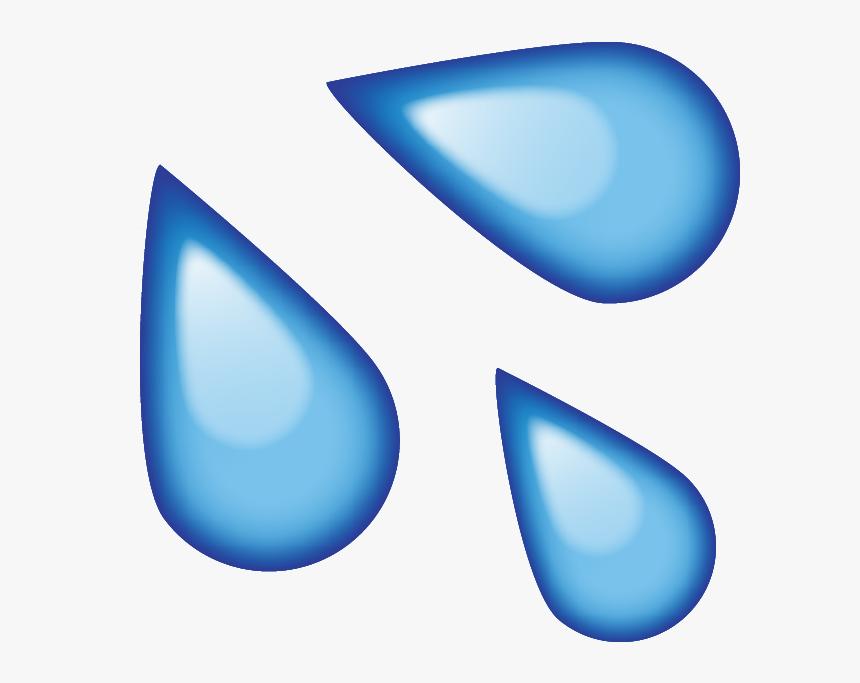 Sweat Drop Clip Art Anime: Water Droplets Clipart Sweat Drops