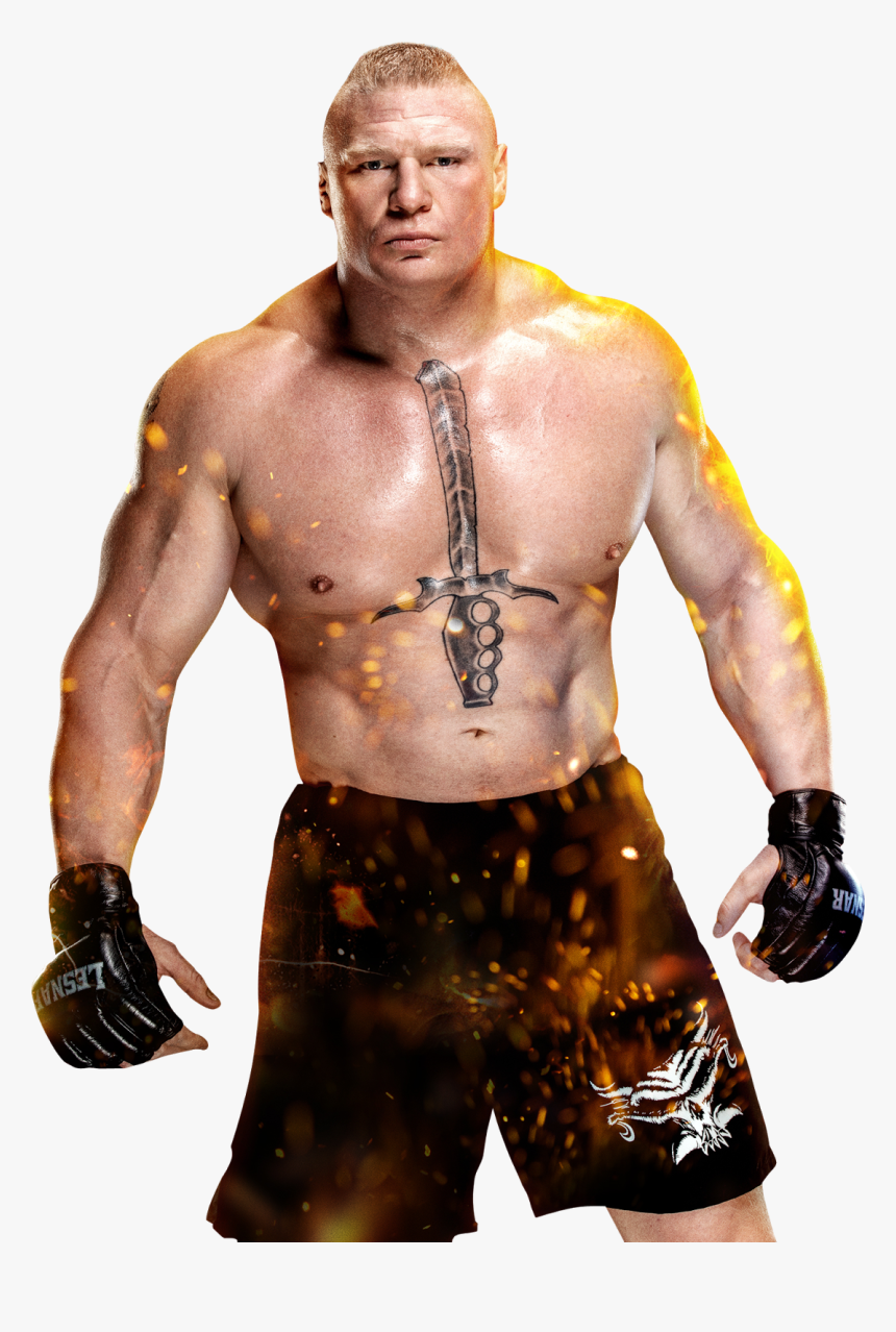 Transparent Wwe Brock Lesnar Png - Brock Lesnar Wwe Raw, Png Download, Free Download