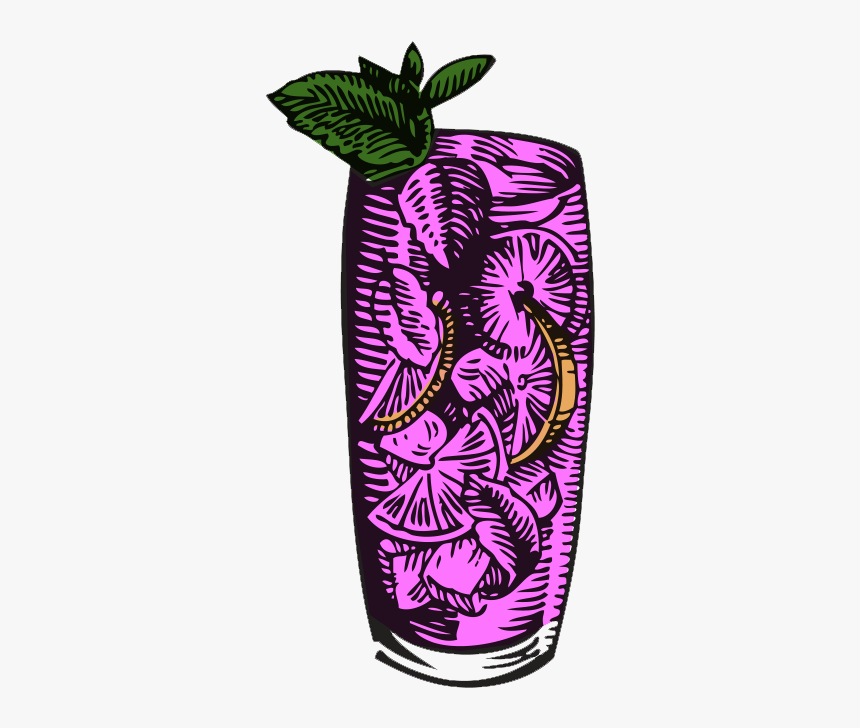 Mayfield Gin Mayjito Cocktail - Pineapple, HD Png Download, Free Download