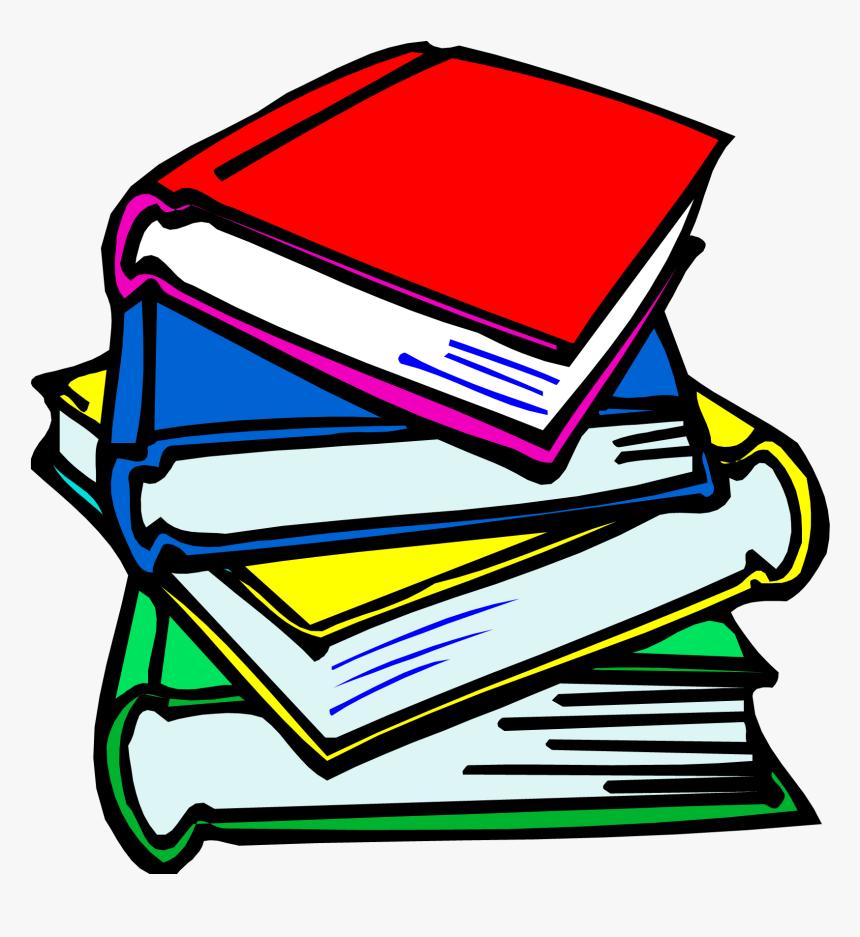 book clip art png top  books clip art - transparent background books clipart