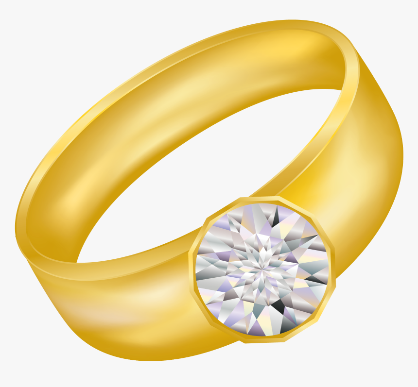 Wedding Ring Clipart Image Double Wedding Ring Clipart Gold Ring Clipart Hd Png Download Kindpng