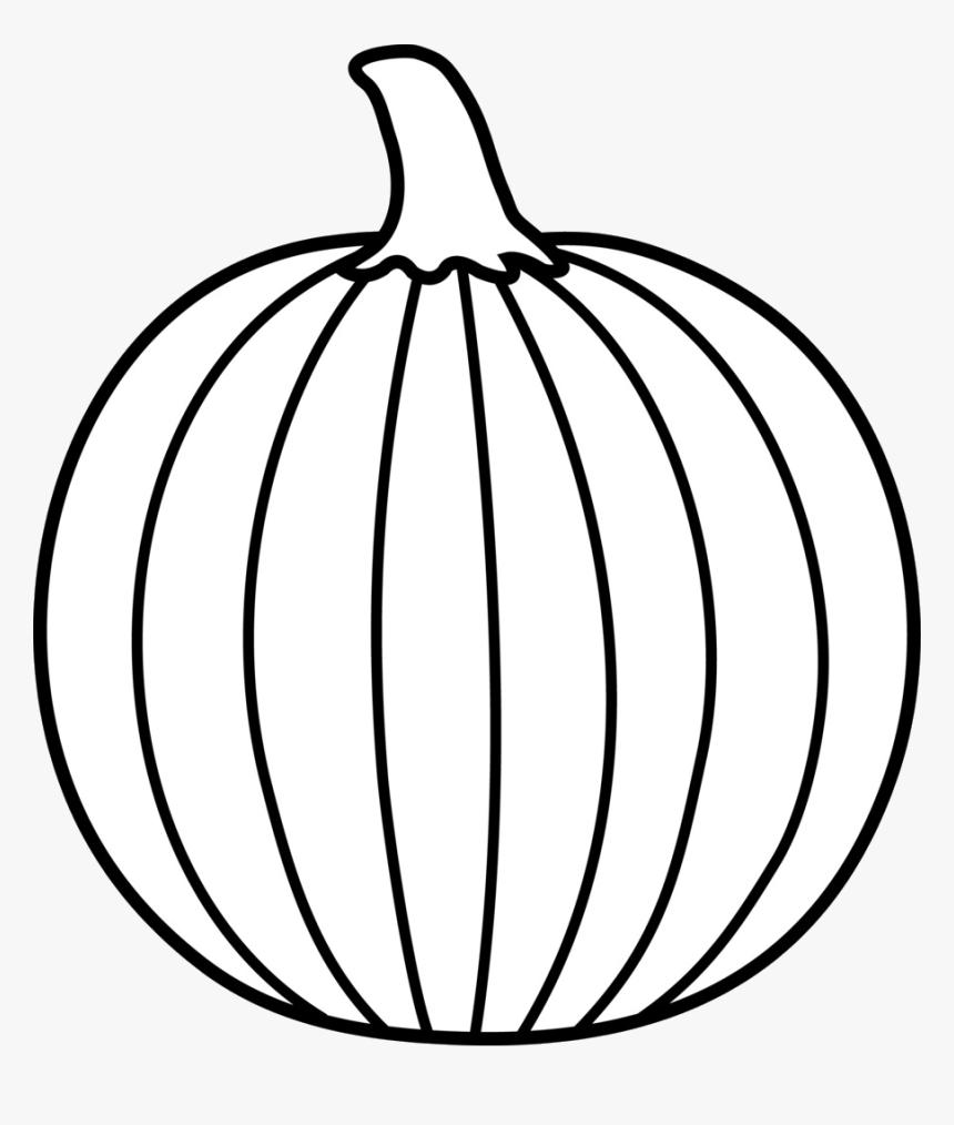 Pumpkin Free Content Website Clip Art Black And White - Pumpkin Clip Art Black And White Png, Transparent Png, Free Download