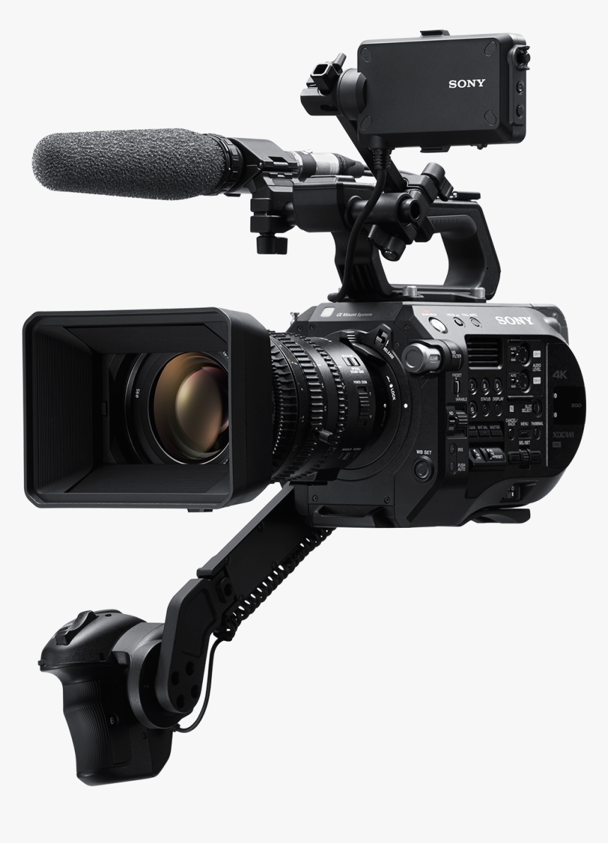 Camera Sony Pxw Fs7m2, HD Png Download, Free Download