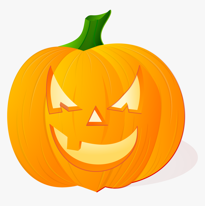 Pumpkin Graphic Black And White Stock Clipart Jack O Lantern Transparent Hd Png Download Kindpng